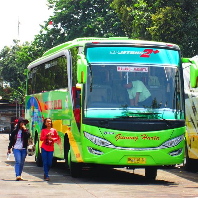 Agen Bus Harga Bus Tiket Bus Gunung Harta Super Executive Terbaru 1